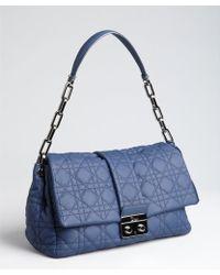 Dior New Lock Chain Shoulder Bag 24