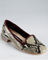 Juicy Couture - Loafers Jane Crystal Heel - Lyst