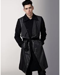 Unconditional - Trench Coat - Lyst
