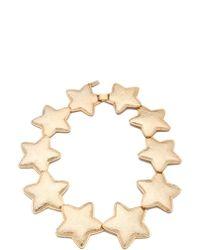 Tuleste - Interlocking Star Necklace - Lyst