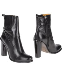C'N'C Costume National Ankle Boots - Lyst