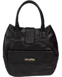 Gianfranco Ferré - Large Leather Bag - Lyst