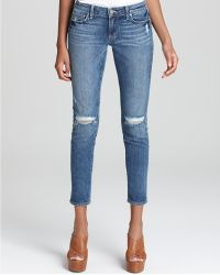 Paige Emily Ultra Skinny Jeans - Lyst
