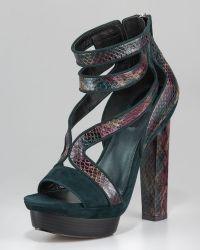 Rachel Zoe Payton Platform Sandal - Lyst