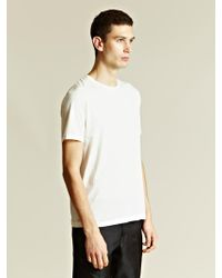 Sunspel Sunspel Mens Crew Neck T-shirt T - Lyst