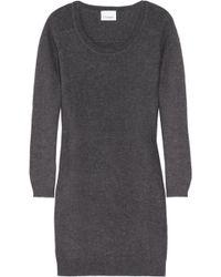 Crumpet Cashmere Sweater Dress - Lyst