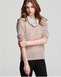 Ash - Cashmere Sweater Color Block - Lyst