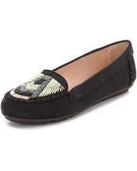 House of Harlow 1960 - Millie Beaded Moccasins - Lyst