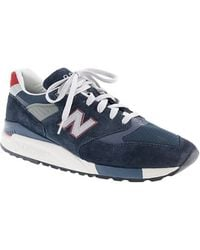 New Balance 998 Sneakers blue - Lyst