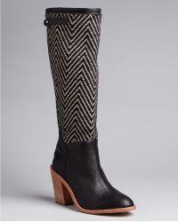 Loeffler Randall Tall Boots Ellis - Lyst