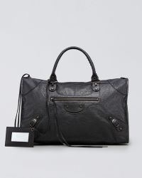 Balenciaga Classic Work Bag Black - Lyst