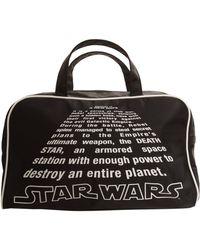 Comme des Garçons Star Wars Sports Bag Black - Lyst