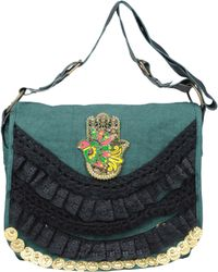 Manoush - Large Fabric Bag - Lyst