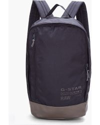 G-Star RAW - Black Daniel Original Backpack - Lyst
