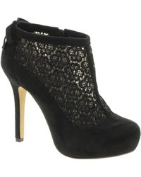 Asos Asos Tornado Shoe Boots with Lace Detail - Lyst
