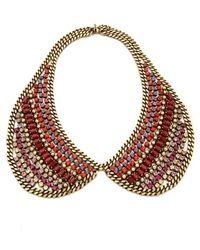 DANNIJO - Liliya Collar Necklace - Lyst