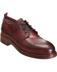 CoSTUME NATIONAL - Round Toe Oxford - Lyst