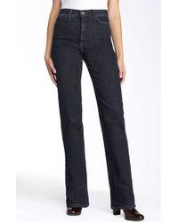 Not Your Daughter's Jeans  Slim Leg Stretch Jeans - Lyst