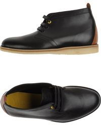 Wesc - Hightop Dress Shoe - Lyst