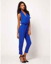 ASOS Collection Asos Jump with Sexy Halter - Lyst