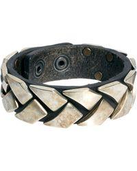 DIESEL - Abunto Bracelet - Lyst