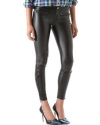 Kelly Wearstler - Souxsie Faux Leather Trousers - Lyst