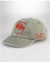 Ralph Lauren - Classic Sport Cap - Lyst
