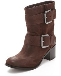 Boutique 9 - Blaine Buckle Boots - Lyst