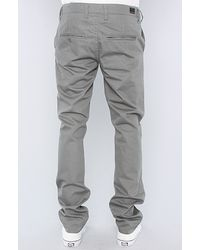 Cheap Monday The Slim Fit Chinos - Lyst