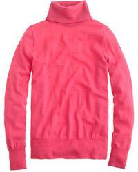 J.Crew Merino Turtleneck Sweater - Lyst