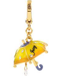 Juicy Couture - Umbrella Charm - Lyst