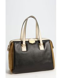 Marc By Marc Jacobs Spot On Large Satchel - Lyst