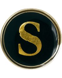 Cath Kidston - S Circular Badge - Lyst