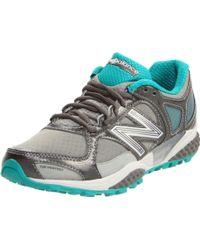 New Balance New Balance Womens Trail Running Shoe - Lyst