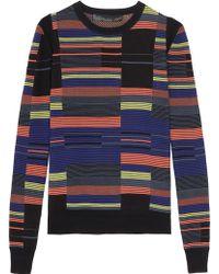 Proenza Schouler Multi Colored Sweater - Lyst