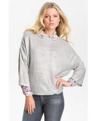 Remain Metallic Sweater - Lyst