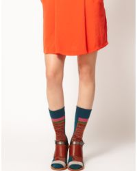 Eley Kishimoto - Short Single Stripe Socks - Lyst