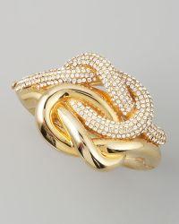 Rachel Zoe - Love Me Knot Bracelet - Lyst