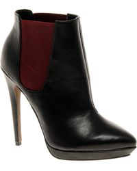 Asos Asos Action Chelsea Ankle Boots - Lyst