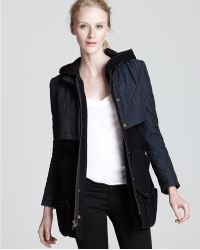Gryphon - Coat Hooded Convertible - Lyst