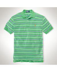 Polo Ralph Lauren Classicfit Multistripe Polo Shirt  - Lyst