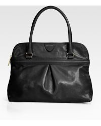 Marc Jacobs Raleigh Large Satchel - Lyst