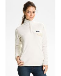 Patagonia 'Re-Tool' Snap Pullover - Lyst