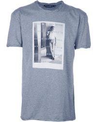 Dolce & Gabbana Printed T-Shirt - Lyst