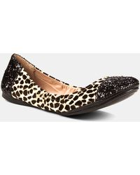 Vince Camuto Ernest Flat - Lyst