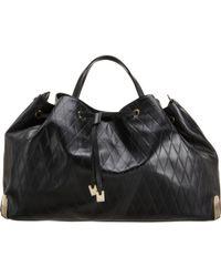 Chloé Charlie Large Bucket Bag black - Lyst