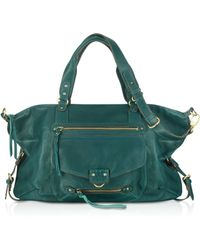 Abaco - Odelia Java Large Leather Tote - Lyst
