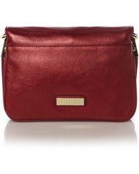 Biba Gretal Leather Shoulder Bag 56