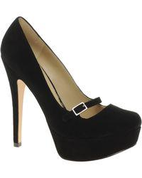 Aldo Reitsma Strap Platform Court Shoes - Lyst