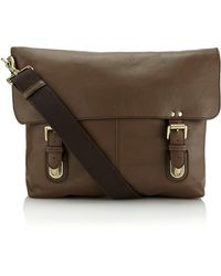 Mulberry Barnaby Messenger Bag - Lyst